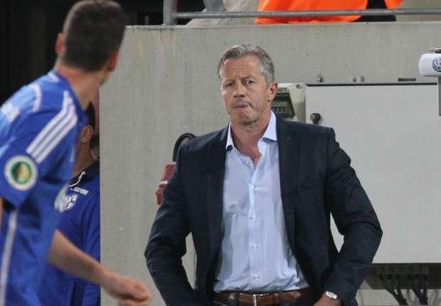 Schon jetzt unter Druck: Schalke 04 und Trainer Jens Keller