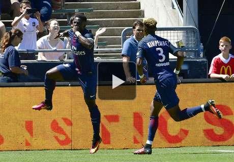 VIDEO: PSG-Verteidiger ballern Inter weg