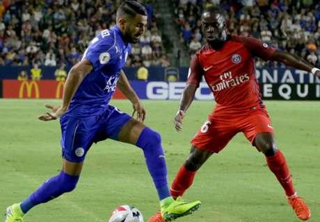 PSG deklassiert Leicester