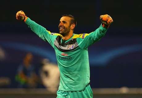Zagreb-Boss: Eduardo wird Blues-Keeper