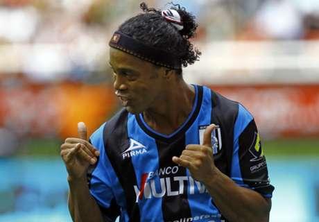 'Antalyaspor stunt met Ronaldinho'