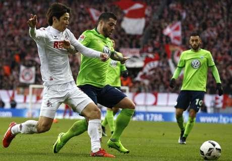 Penalty nekt Wolfsburg en Bruma