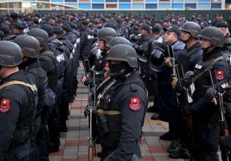 Medien: Spiel war unter Terror-Verdacht
