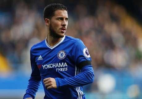 Berpengalaman, Hazard Yakin Chelsea Juara