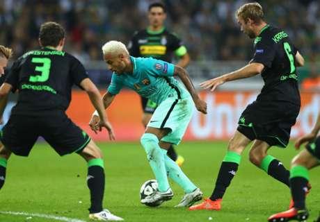 Neymar, mejor asistente de la Champions