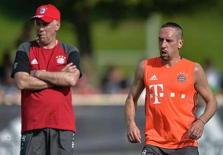 Ancelotti schießt gegen Ribery: