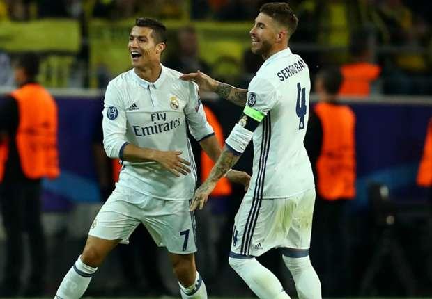 ريال مدريد يستعد للقاء فالنسيا دون رونالدو -