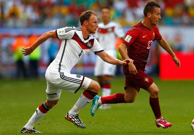 Howedes: Germany had a simple plan to stop Ronaldo