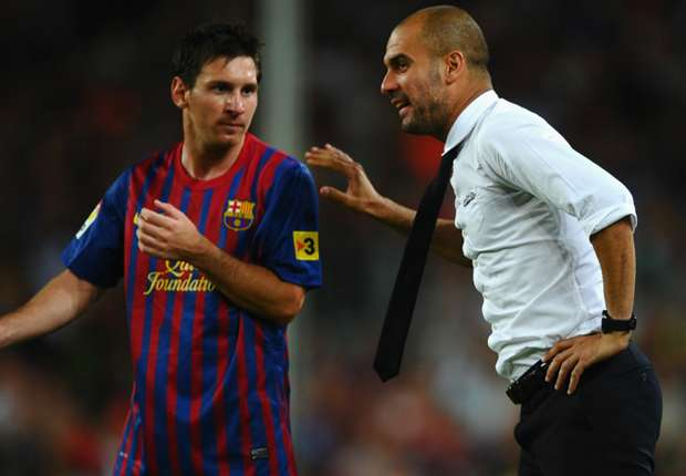 Guardiola explains why Barcelona star Messi is the best player he has ever seen