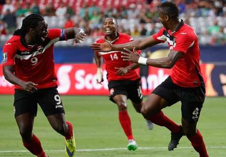 Gold Cup: Trinidad und Tobago weiter