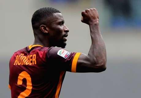 Roma: Rüdiger wieder im Training