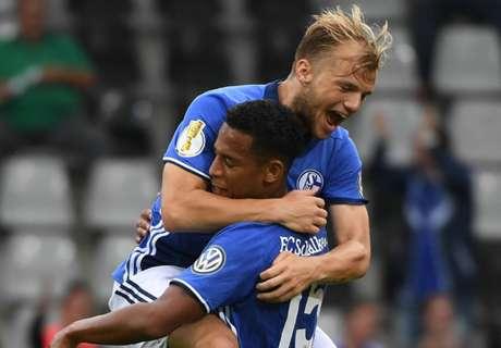 Schalke absolviert Test gegen Twente