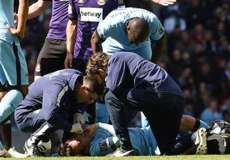 Silva-Verletzung überschattet City-Sieg