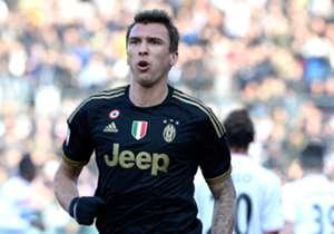 Vor einem Jahr wechselte Mandzukic aus der spanischen Hauptstadt nach Turin