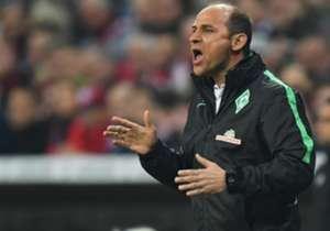 Trainer Viktor Skripnik ist bei Werder Bremen nicht unumstritten