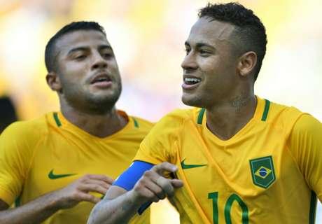 Neymar führt Brasilien ins Finale