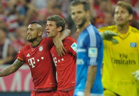 Wetten: Hamburger SV vs. Bayern München