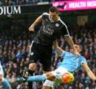 FT: Manchester City 1-3 Leicester
