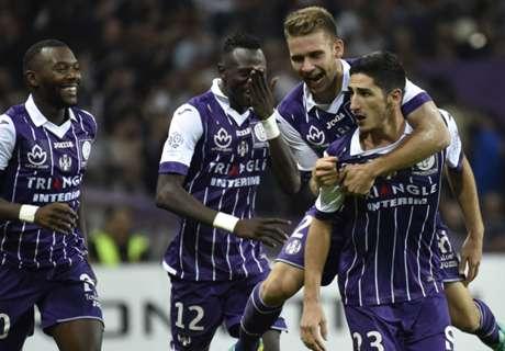 VIDEO: Toulouse ärgert PSG