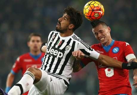 Serie A: Jagd auf Juventus beginnt
