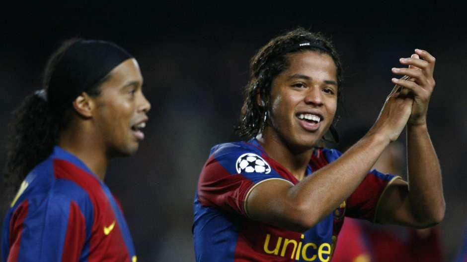 Giovani Dos Santos Jersey For Barcelona Ronaldinho Giovani Dos Santos