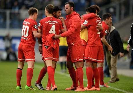 Bayernpokal-Finale: 5 Tore in 9 Minuten