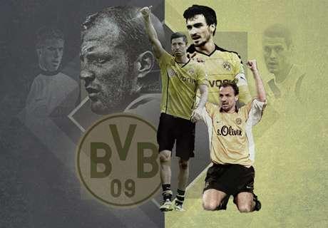 Dortmund: Die Top-20 aller Zeiten