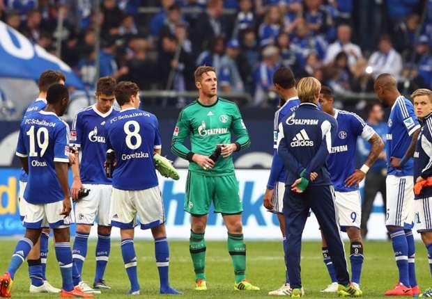 Schalke 04 musste gegen Mönchengladbach die zweite Niederlage in Folge hinnehmen