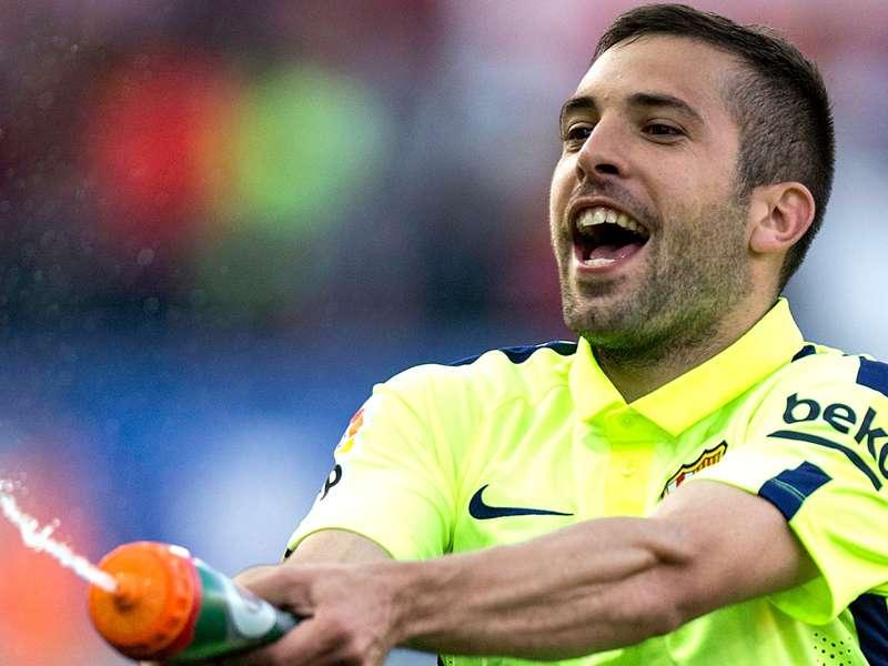 """""""Não desrespeitamos o Real Madrid"""", diz Alba"""
