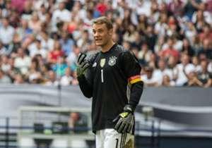DFB-Team gegen den Fluch