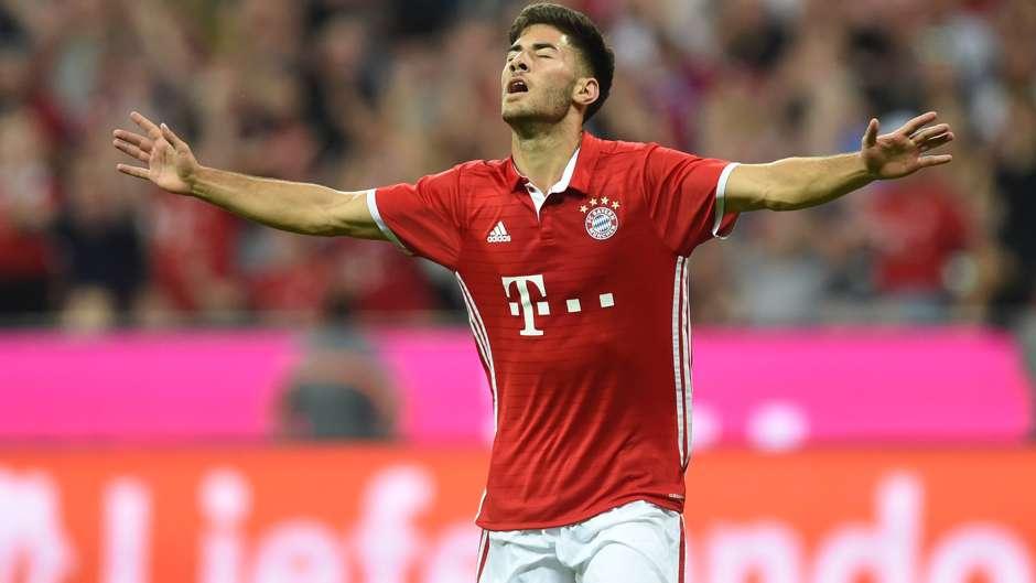 Erdal Öztürk Bayern München Manchester City 07202016