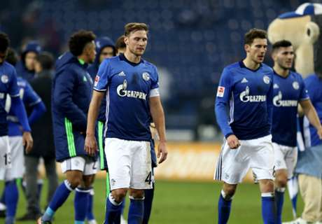 Home draw gets the job done for Schalke