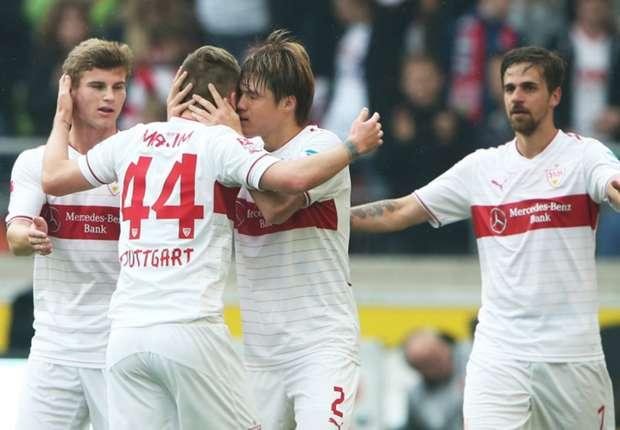 Der VfB will den Nicht-Abstieg besiegeln