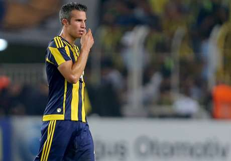 China-Klub will Feners van Persie