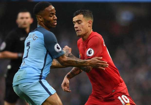 Cuplikan Pertandingan: Manchester City 1-1 Liverpool