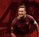 Totti: Der größte Römer wird 40!