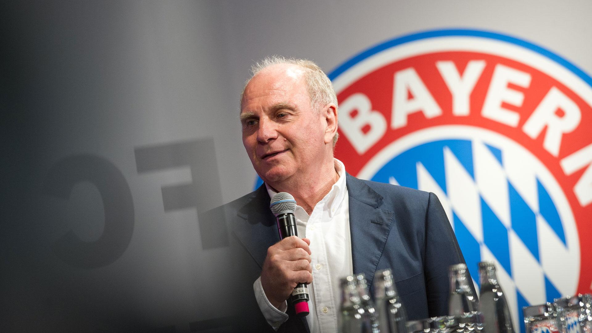 Bayern Hoeness bientôt de retour à la présidence