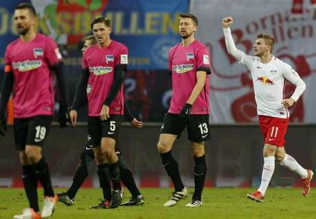 Bundesliga: Leipzig Kembali Ke Puncak
