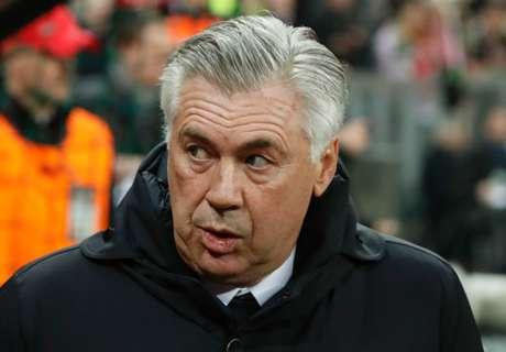 Soal Salam Jari Tengah, Ancelotti Lolos Dari Sanksi