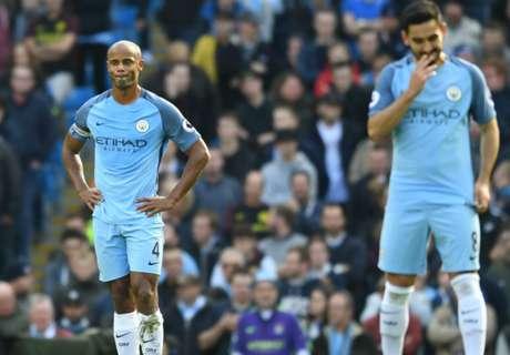 Man. City Tertahan Southampton