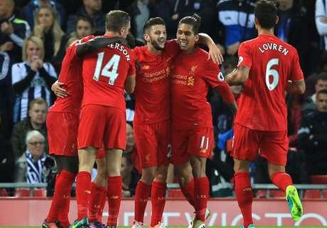 Liverpool nutzt Ausrutscher und siegt