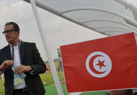 Georges Leekens Tinggalkan Tunisia