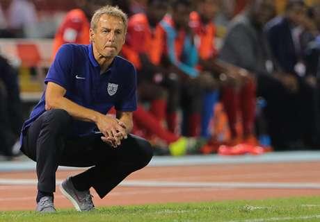 WM-Quali: Klinsis USA nur remis