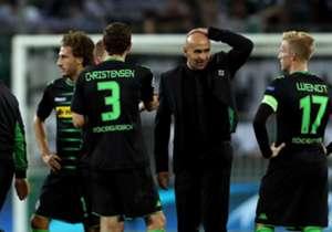 Gladbach gewann ihre letzten elf Heimspiele vor der Niederlage gegen Barcelona