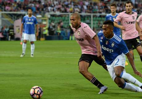 Serie A: Palermo 0-1 Juventus