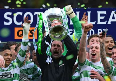 Celtic holt 46. Meistertitel