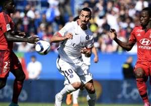 Zlatan Ibrahimovic erzielte bisher 106 Tore in 131 Einsätzen für Paris