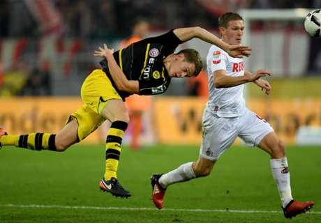 Dortmund underwhelm in draw