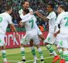 FT: Dortmund 1-3 Wolfsburg
