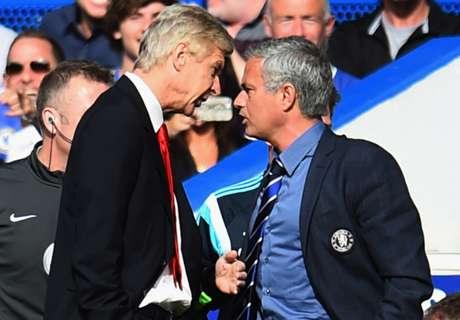 Cuando Mourinho